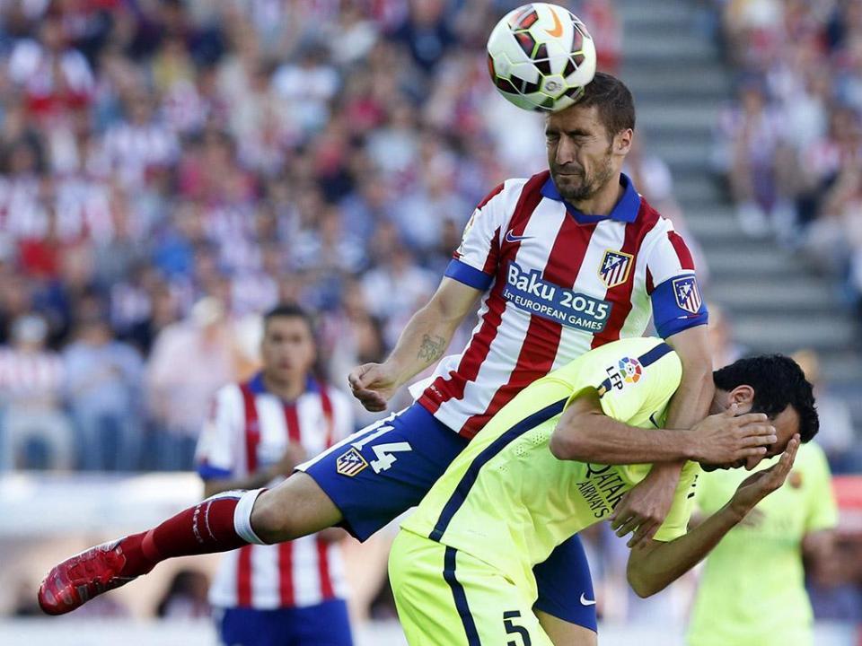 Atl. Madrid: Gabi operado após acidente doméstico