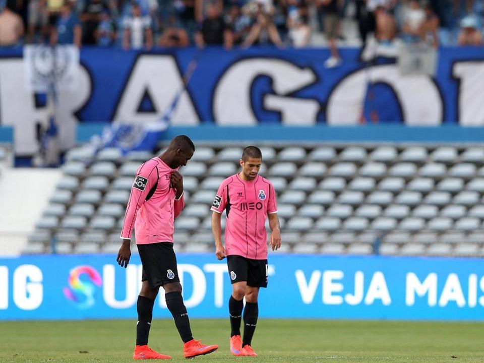 Tiago Caeiro e o golo do título: «Isso é mérito do Benfica»