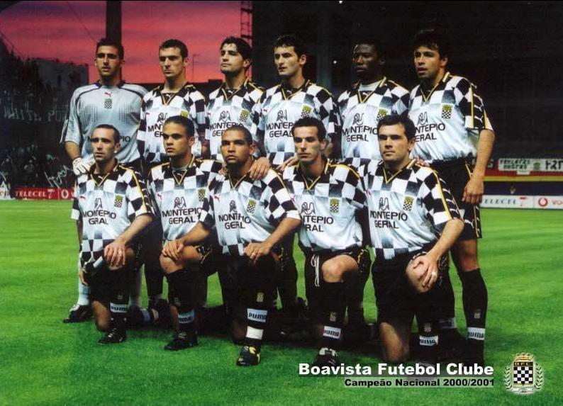 O dia em que o Boavista foi campeão nacional