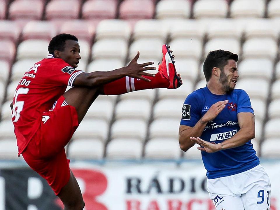 II Liga: Mafra surpreende Gil Vicente na estreia