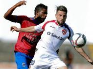 II Liga: Desportivo Chaves-Oliveirense (LUSA/ Estela Silva)