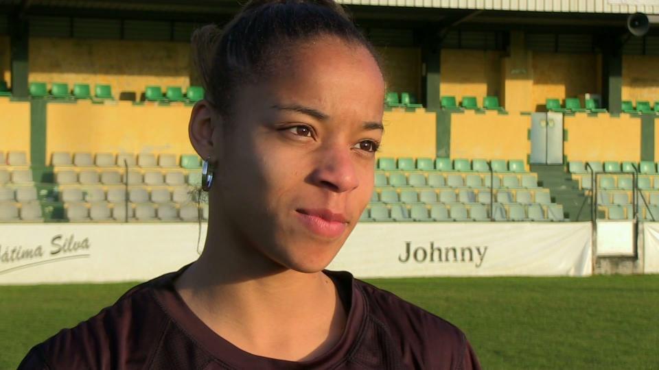 Feminino: Jéssica Silva eleita melhor jogadora da primeira volta