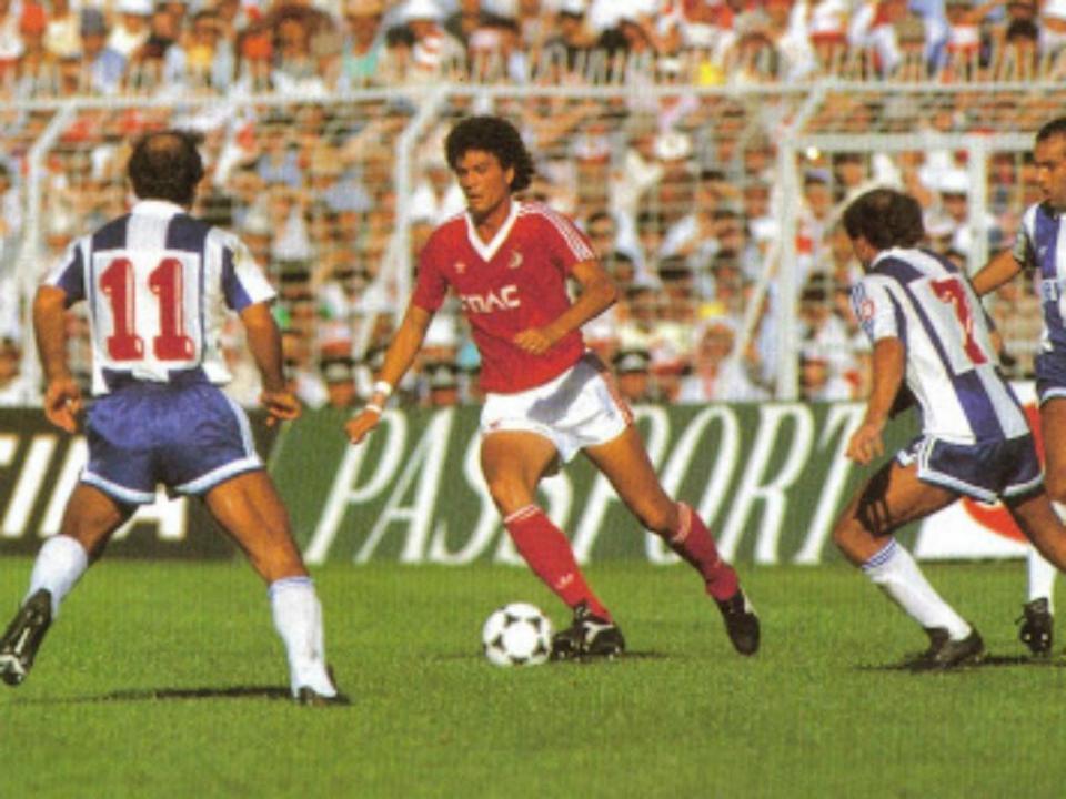 Ademir Alcântara: e a paz entre Benfica e FC Porto acabou