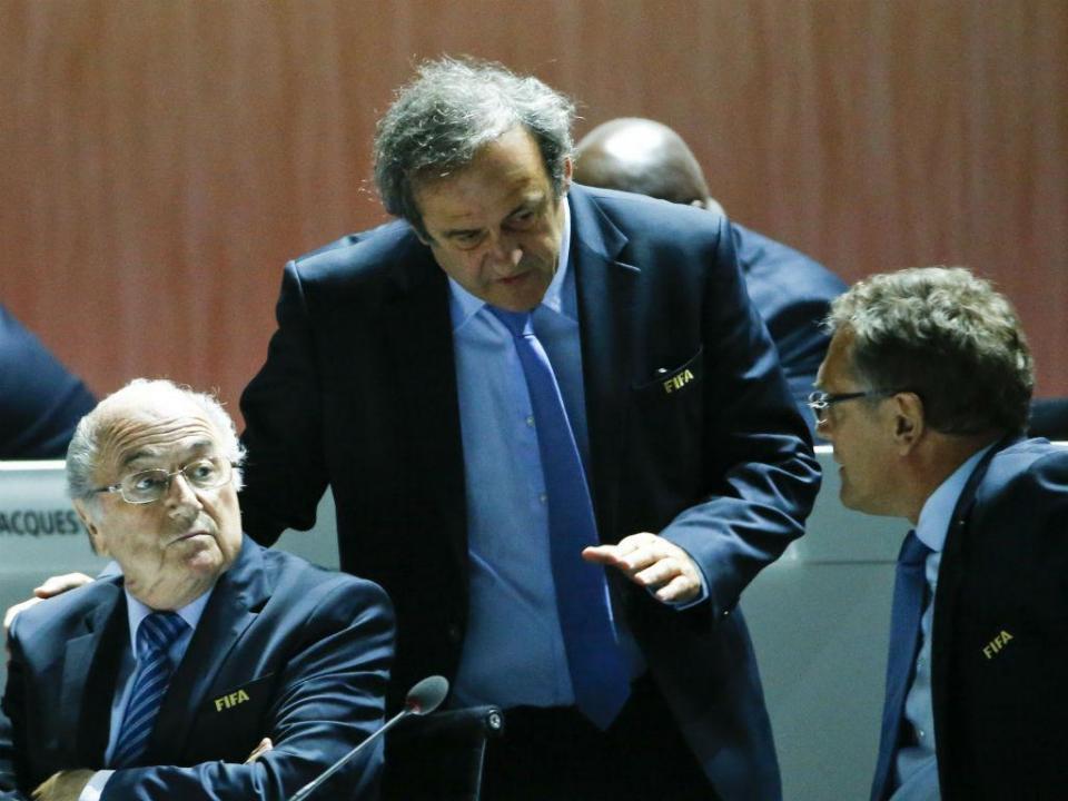 Romario: «Platini ajudou a contaminar o sistema»