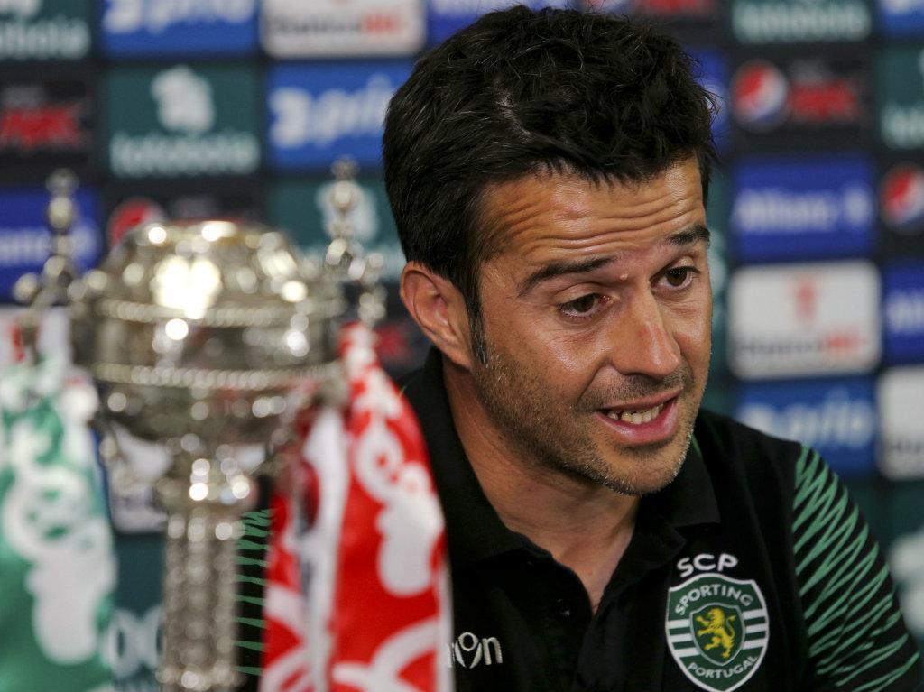 OFICIAL: Sporting alega justa causa para rescindir com Marco Silva
