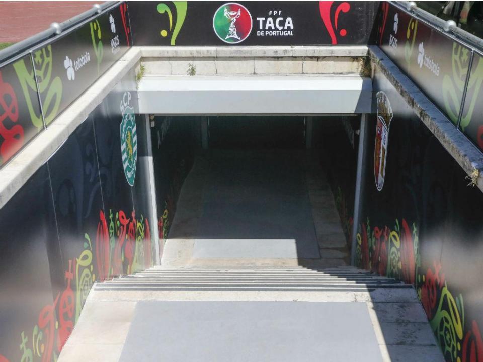 Final da Taça: Federação, Sporting e FC Porto vendem bilhetes a 7 de maio