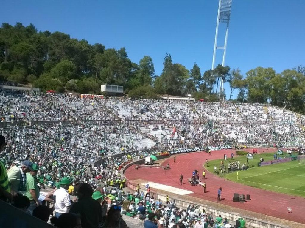 Sporting e Desp. Aves explicam a venda de bilhetes para o Jamor