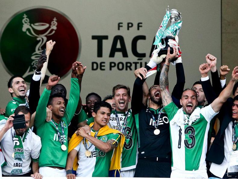 Taça de Portugal: Sporting (Lusa)