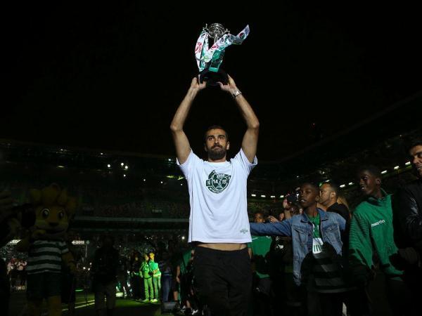 Sporting: Rui Patrício Jogador do Ano, Tobias a Revelação