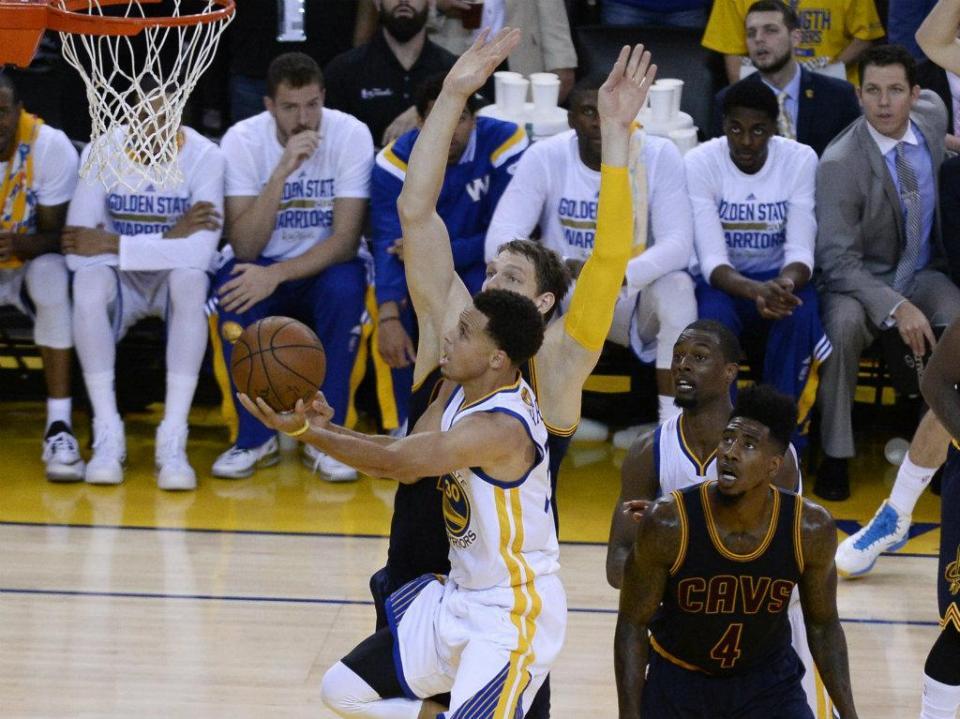 NBA: Curry não foi o melhor marcador e isso é notícia