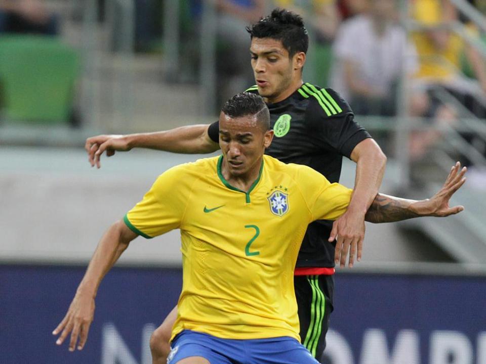 Mundial 2018: Danilo por Dani Alves nos 23 do Brasil