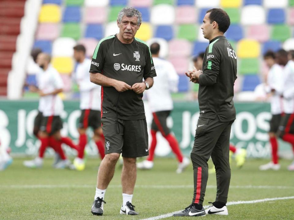 Portugal defronta Dinamarca em Braga e França em Alvalade