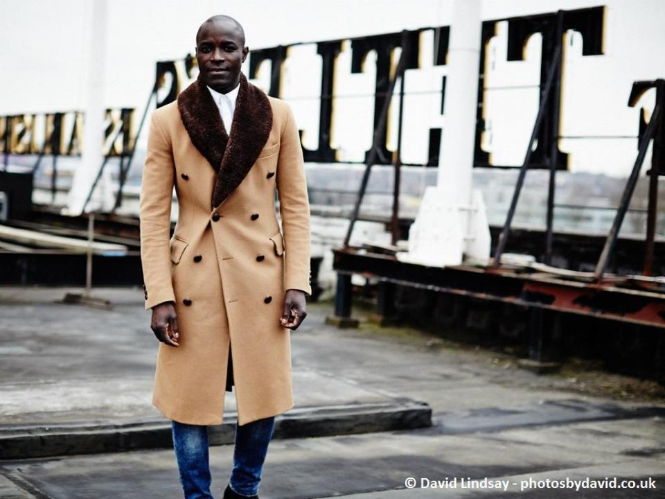 Bambo: das seleções jovens a designer de moda em Leeds