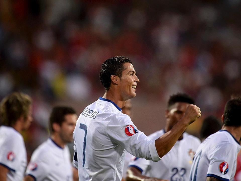 João Pinto admite Cristiano Ronaldo nos Jogos Olímpicos ... b1072ee99ca96
