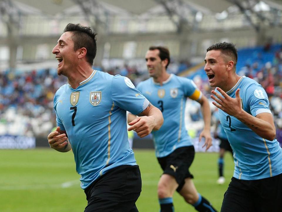 Cristián Rodríguez: «Gostava de ir à final do Mundial com o Brasil»