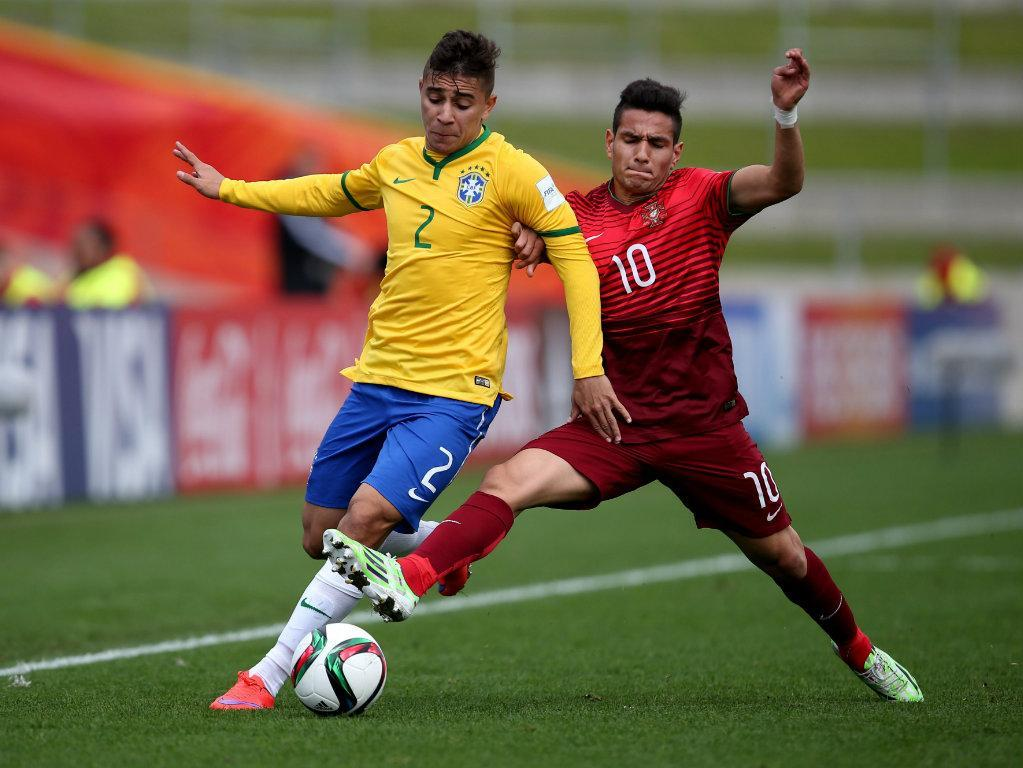 Rony Lopes: «É muito bom em Portugal estarem a apostar nos jovens»