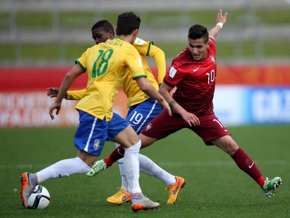 Mundial sub-20  Brasil-Portugal 7686c8cd151b5