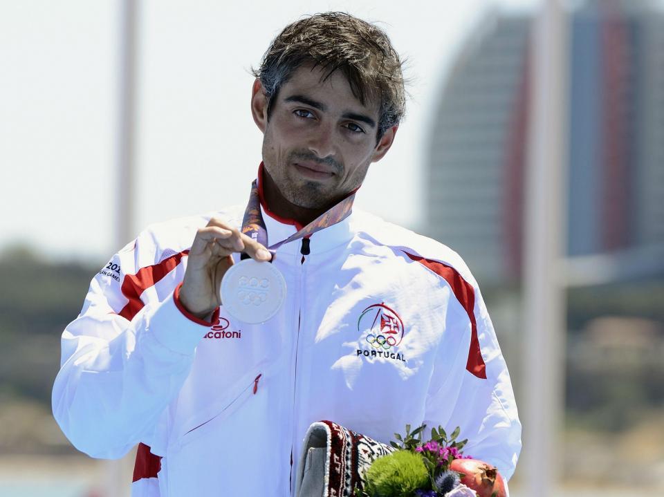 Triatlo: João Silva sexto no arranque do circuito mundial
