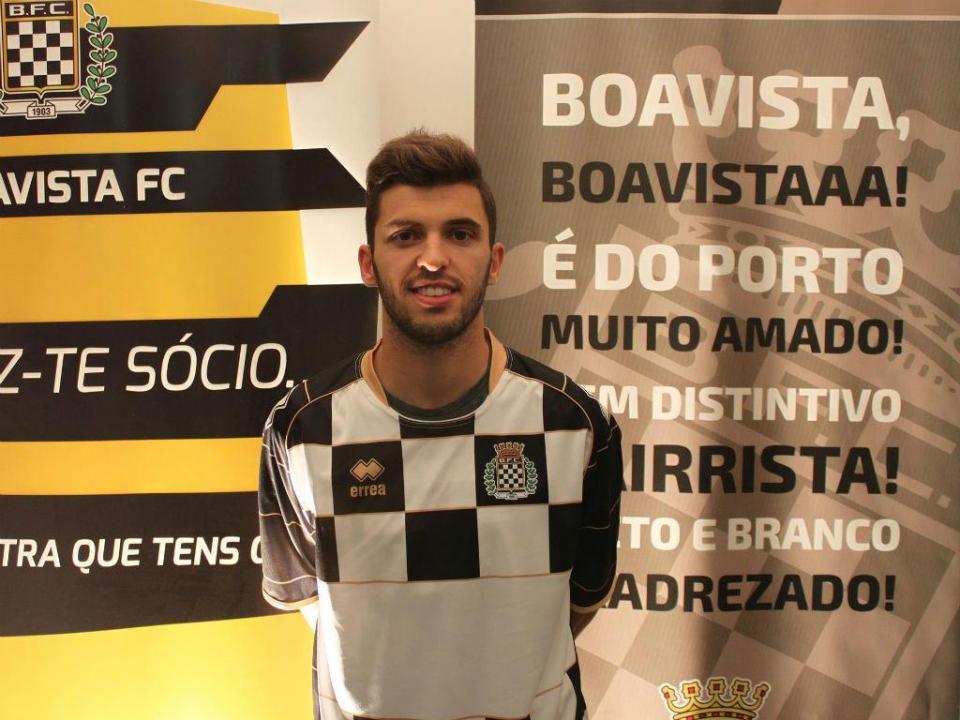 Boavista garante Luisinho (ex-Académico Viseu)