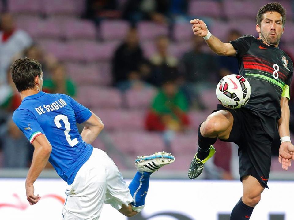 Seleção: Portugal-Itália de setembro muda de Alvalade para a Luz