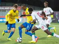 Mundial Sub-20: Brasil-Senegal (Lusa)