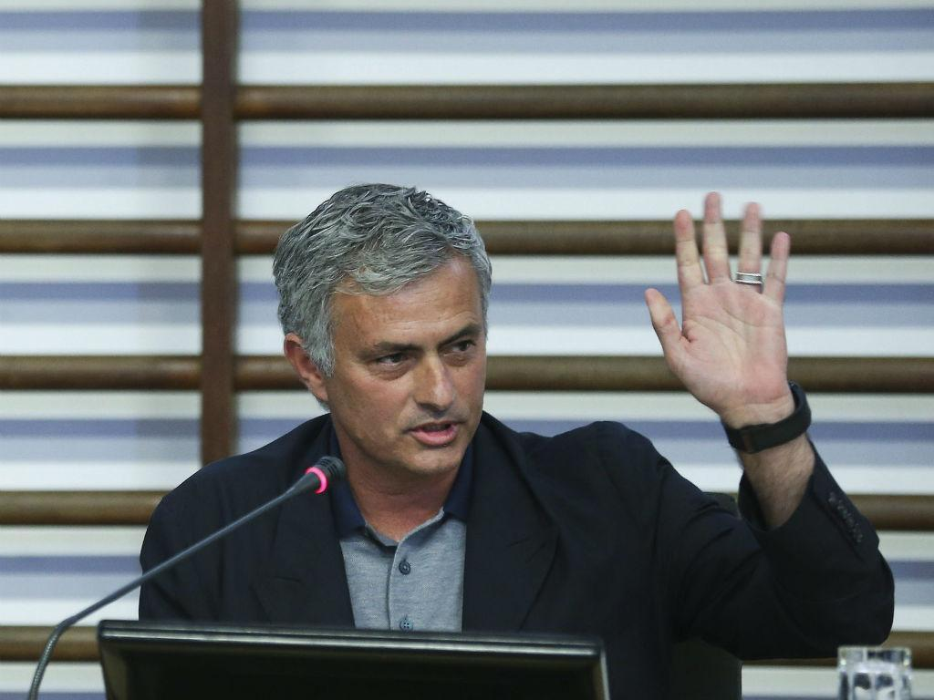 FOTO: Mourinho festejou permanência do V. Setúbal