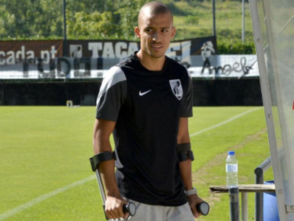 V. Guimarães: Bruno Gaspar assina por quatro temporadas