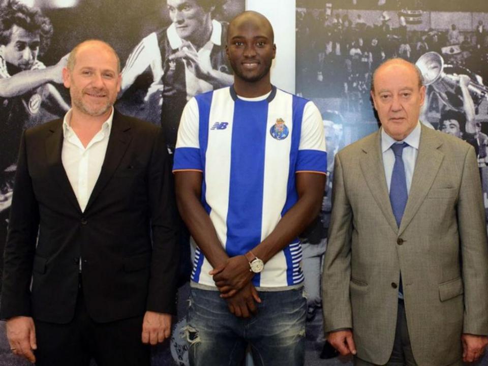 OFICIAL: Danilo Pereira no FC Porto