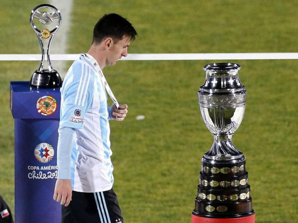 Auditoria detetou a falta de 4,1 milhões de euros nas contas da Copa América