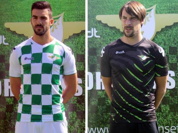 Moreirense apresentou equipamentos para a época 2015/2016
