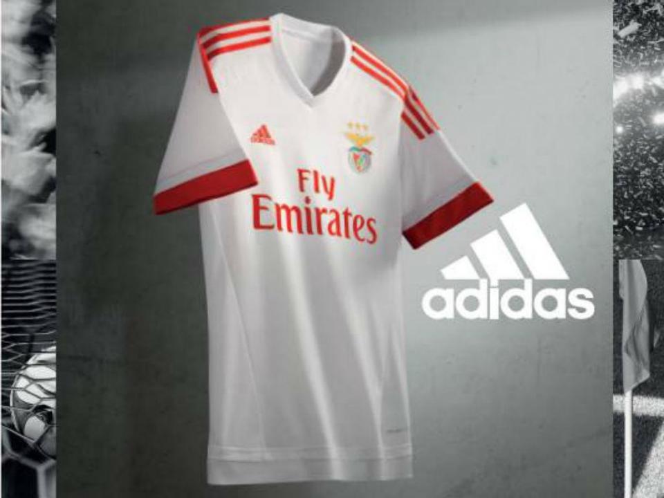 565e10fc84 Benfica  camisola alternativa já foi lançada