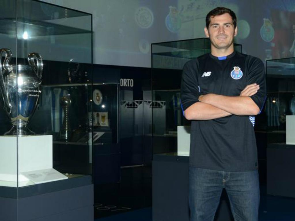 «FC Porto não acreditava que Casillas os escolheria»