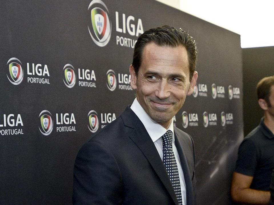 Pedro Proença elogia contrato do Benfica com a NOS