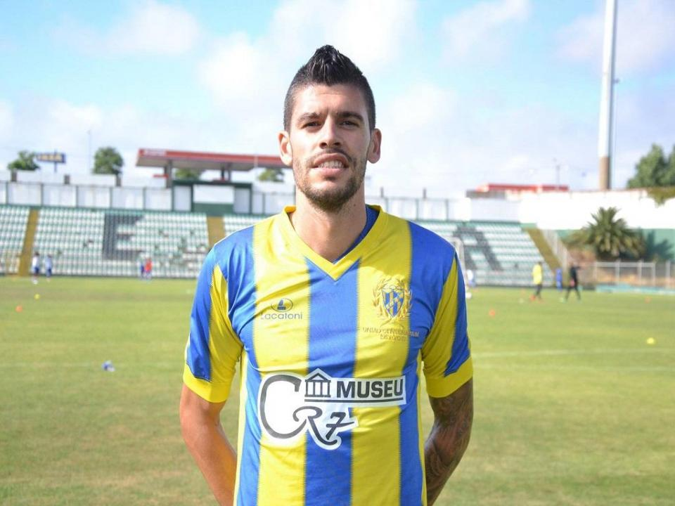 União Madeira: Joãozinho chega por empréstimo do Sporting Braga