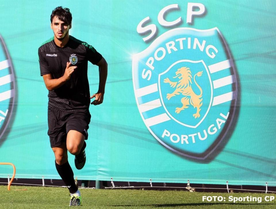 Sporting: Bryan Ruiz reintegrado no plantel principal
