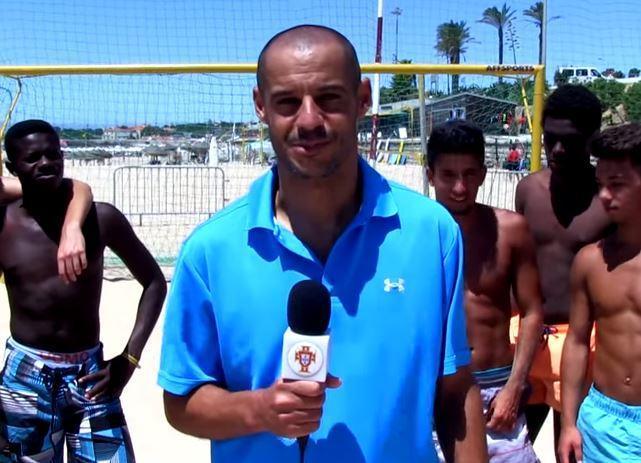 770a7a1261 E o melhor golo do Mundial de Futebol de Praia pertence a... Madjer ...