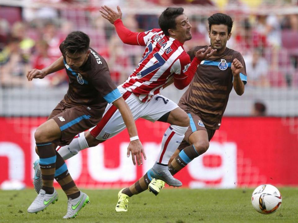Alberto Bueno: «Momento mais difícil foi ter de treinar no FC Porto B»