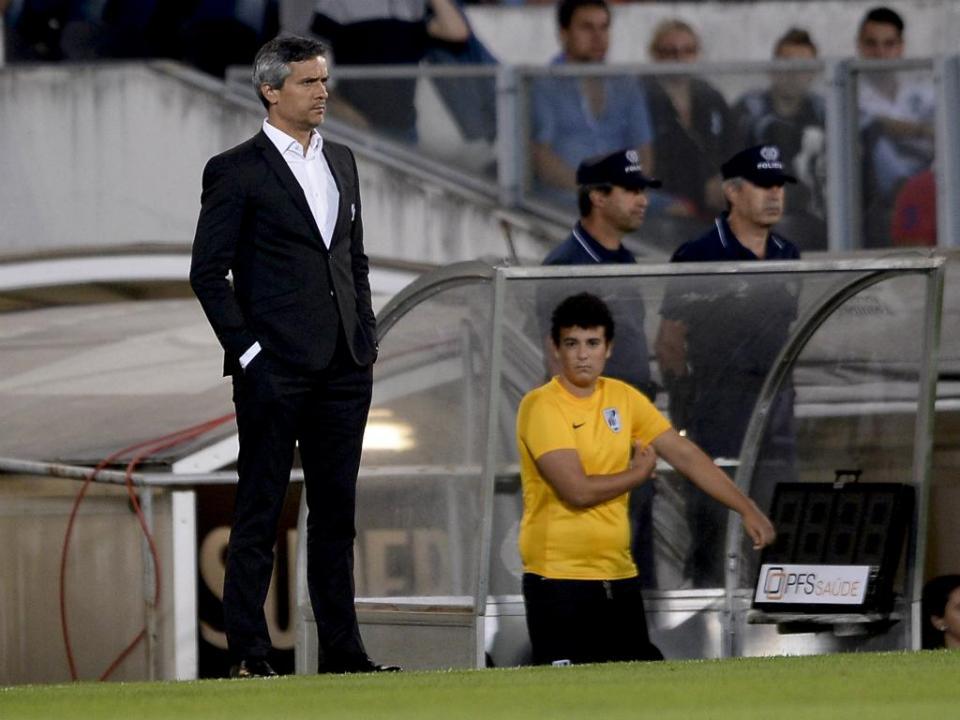V. Guimarães: Thibang Phete contratado ao Tourizense
