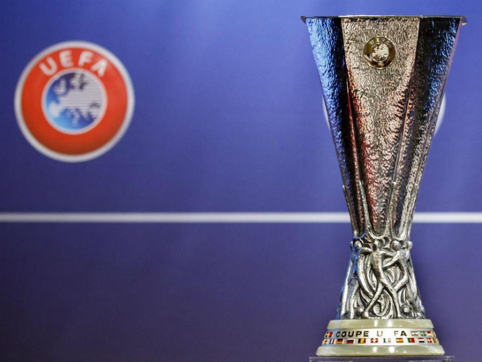 Liga Europa: os possíveis adversários do Benfica