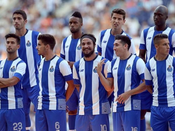 FC Porto: oito reforços chamados para receção ao V. Guimarães