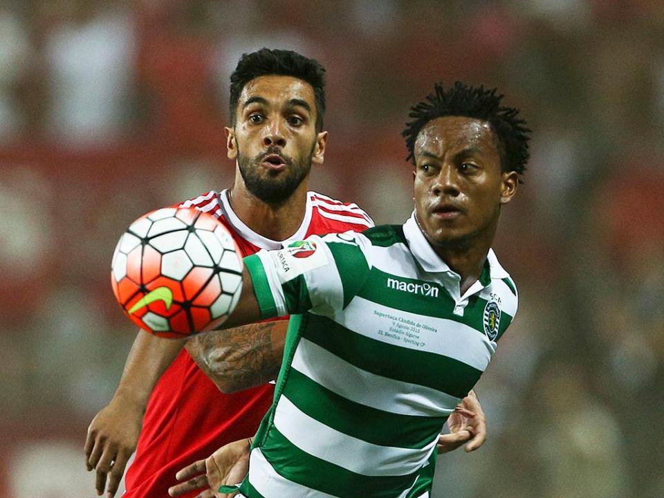 Benfica e Sporting: uma rivalidade com vários Carrillos