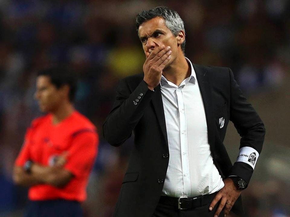 OFICIAL: Armando Evangelista renova com o FC Penafiel