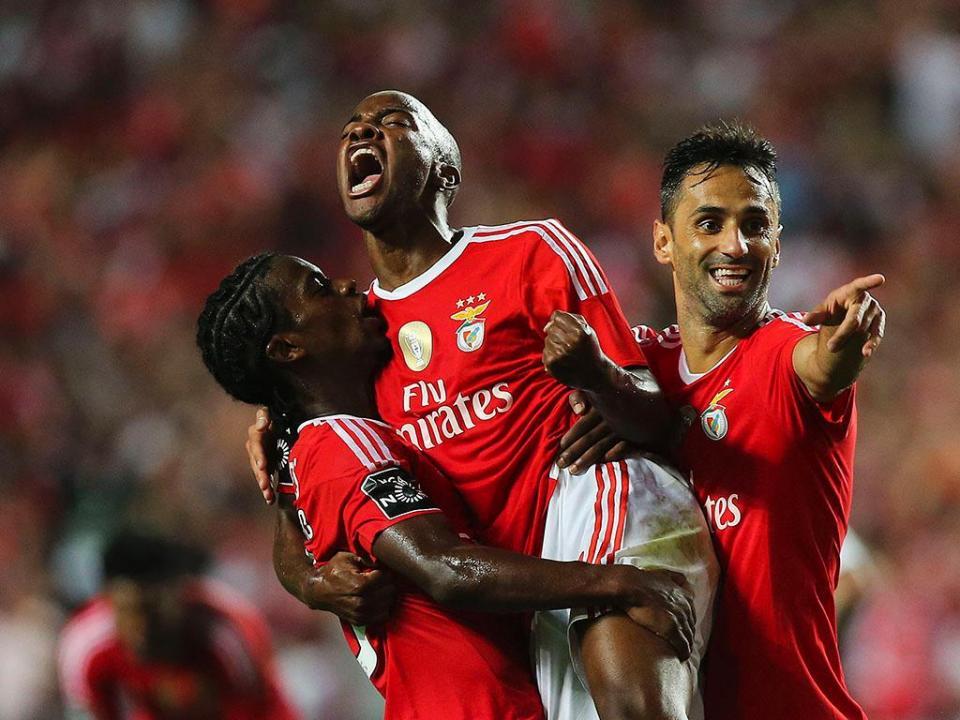 Benfica-Moreirense: Rui Vitória aposta em Victor Andrade de início