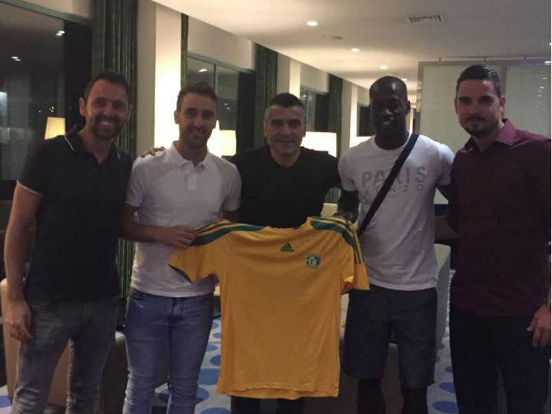 Diogo Valente e Edinho vão jogar na II Liga da Turquia