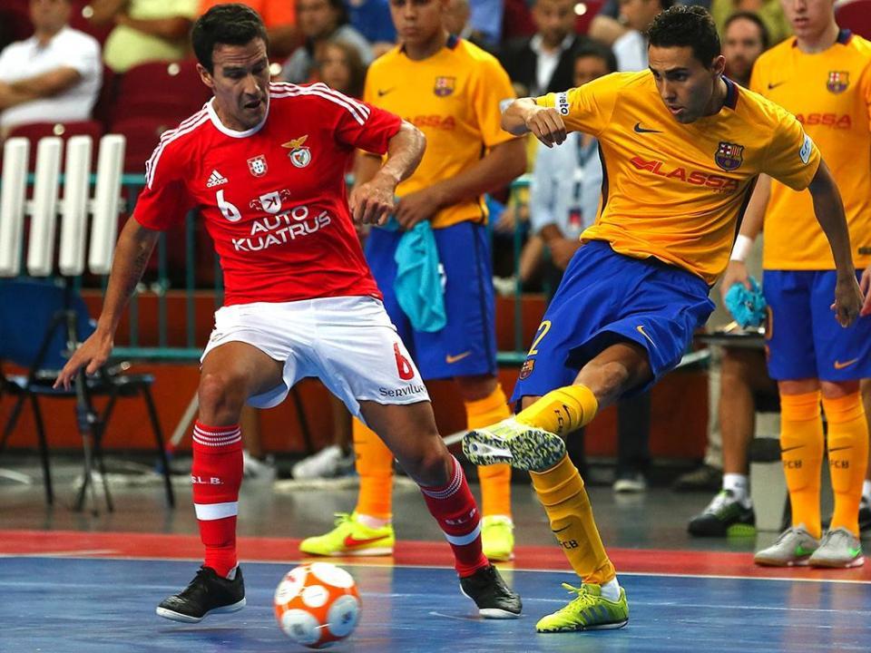 UEFA Futsal Cup  Benfica já conhece adversários da Ronda de Elite ... 1bbd42a896e0c
