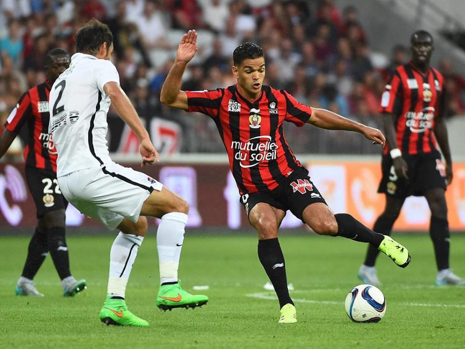 Atenção Sp. Braga: assistência de Wallyson na vitória do Nice em Marselha
