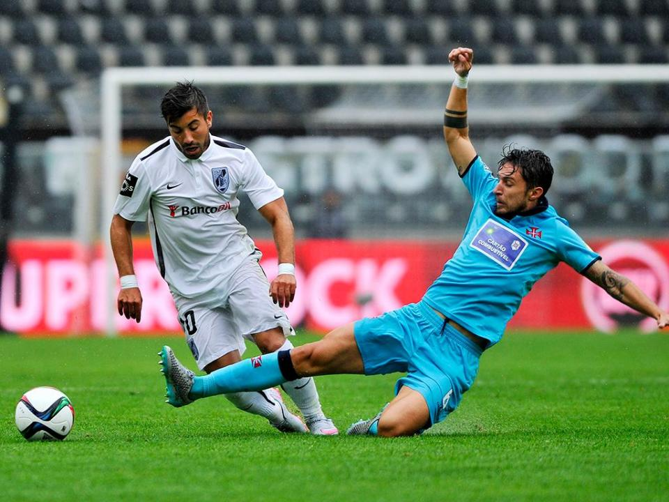 Tozé e o regresso a Guimarães: «Sinto que sou um jogador mais maduro»