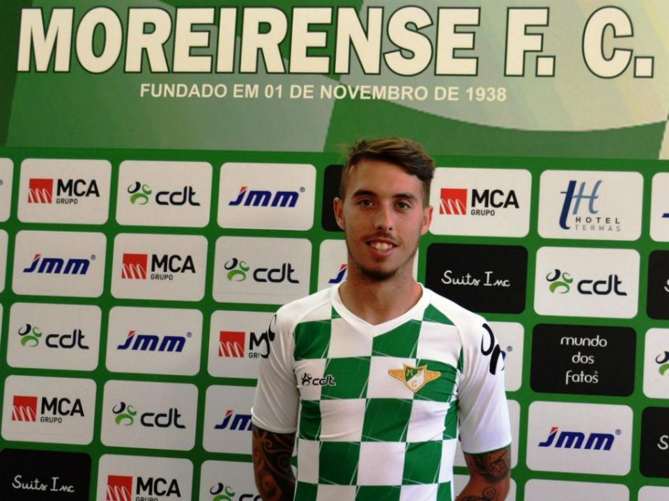 OFICIAL: Sporting empresta Iuri Medeiros ao Moreirense