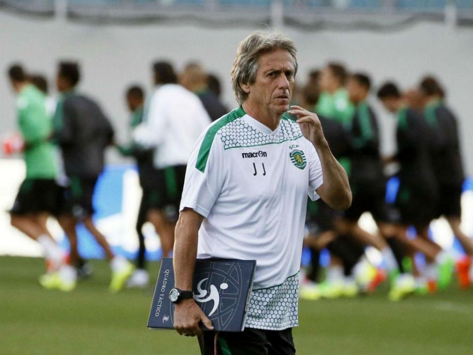 Sporting: Spalvis vai ser reavaliado após o regresso a Lisboa
