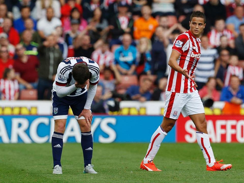 OFICIAL: Afellay renova pelo Stoke City